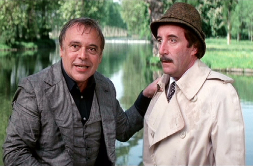 Clouseau and Dreyfus