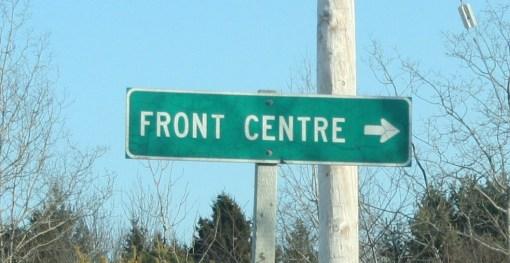 front-centre
