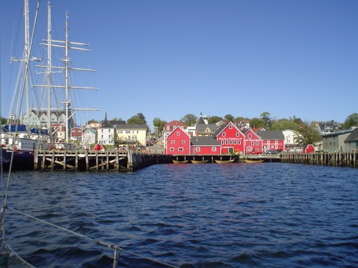 Return to Lunenburg