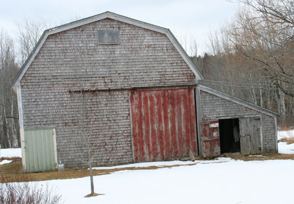 Old Barns Of Nova Scotia Queens New Life In Canada
